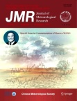 Journal of Meteorological Research2017年01期
