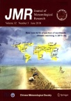 Journal of Meteorological Research2018年03期