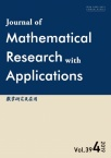 Journal of Mathematical Research with Applications2019年04期
