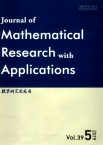 Journal of Mathematical Research with Applications2019年05期