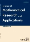 Journal of Mathematical Research with Applications2020年02期