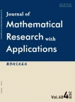 Journal of Mathematical Research with Applications2020年04期