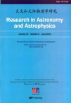 推荐杂志:Research in Astronomy and Astrophysics