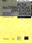 Acta Mathematicae Applicatae Sinica2018年03期
