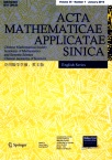 Acta Mathematicae Applicatae Sinica2019年01期