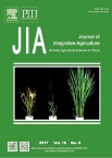 Journal of Integrative Agriculture2017年08期