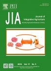 Journal of Integrative Agriculture2018年05期