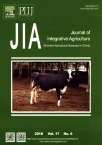 Journal of Integrative Agriculture2018年06期