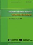 Progress in Natural Science:Materials International2018年03期