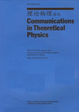 《Communications in Theoretical Physics》2009年08期