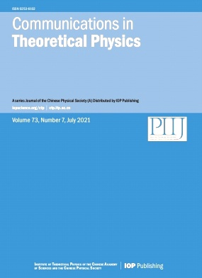 Communications in Theoretical Physics杂志