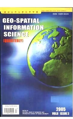 《Geo-Spatial Information Science》2005年03期