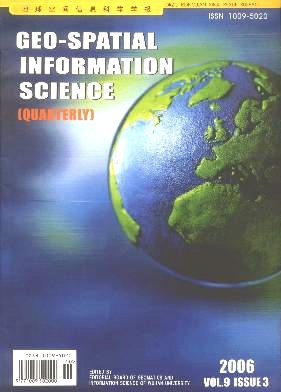 《Geo-Spatial Information Science》2006年03期