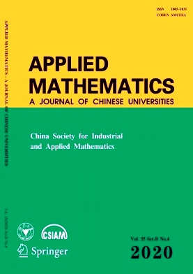 Applied Mathematics:A Journal of Chinese Universities