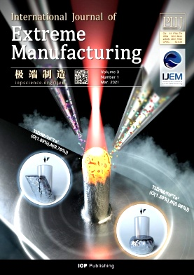 International Journal of Extreme Manufacturing