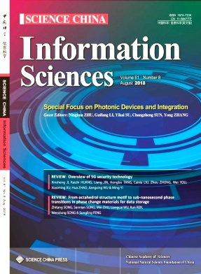 《Science China(Information Sciences)》2018年08期