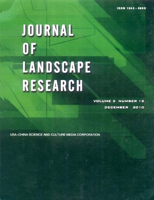 《Journal of Landscape Research》2010年12期