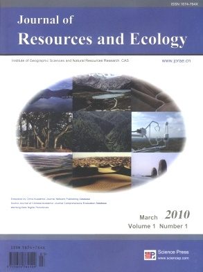 Journal of Resources and Ecology杂志电子版2010年第01期