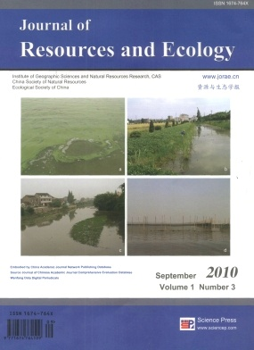 Journal of Resources and Ecology杂志电子版2010年第03期