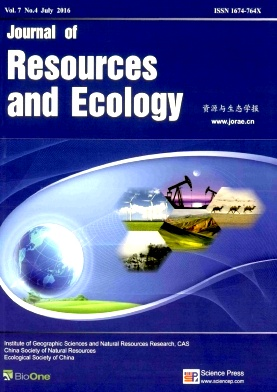 Journal of Resources and Ecology杂志电子版2016年第04期