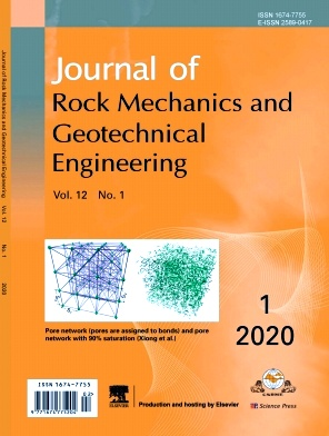 《Journal of Rock Mechanics and Geotechnical Engineering》2020年01期