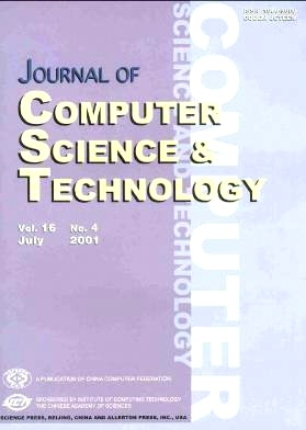 《Journal of Computer Science and Technology》2001年04期