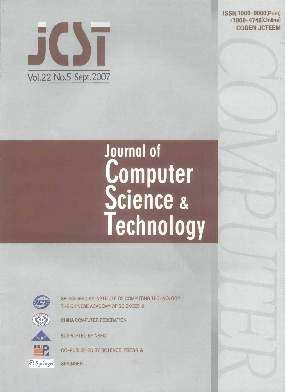 《Journal of Computer Science & Technology》2007年05期