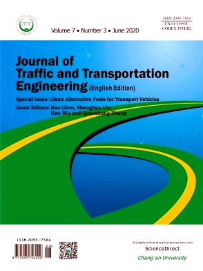 Journal of Traffic and Transportation Engineering(English Edition)杂志
