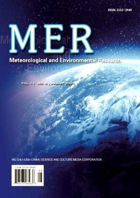 Meteorological and Environmental Research杂志