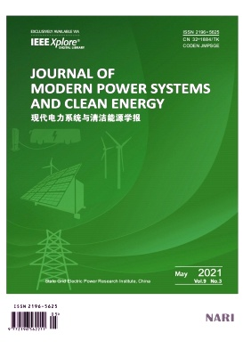 Journal of Modern Power Systems and Clean Energy杂志