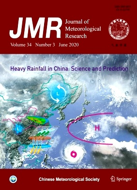 《Journal of Meteorological Research》2020年03期