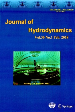 Journal of Hydrodynamics杂志2018年第01期
