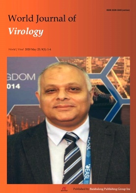 World Journal of Virology杂志