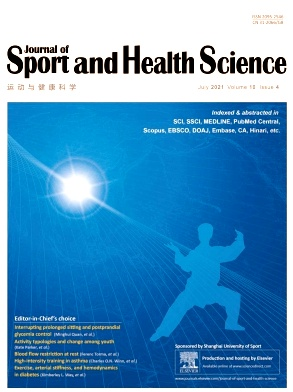 Journal of Sport and Health Science杂志