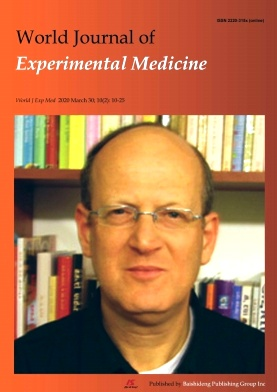 World Journal of Experimental Medicine杂志