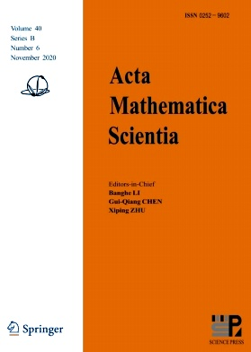 Acta Mathematica Scientia