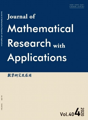 《Journal of Mathematical Research with Applications》2020年04期