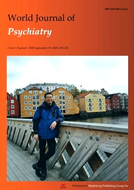 World Journal of Psychiatry杂志