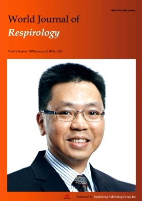 World Journal of Respirology杂志