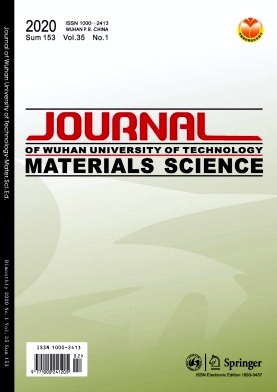 《Journal of Wuhan University of Technology(Materials Science)》2020年01期
