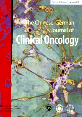 《The Chinese-German Journal of Clinical Oncology》2014年01期