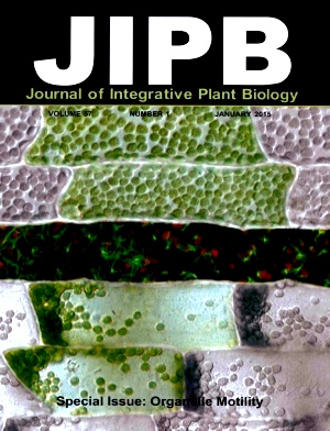 《Journal of Integrative Plant Biology》2015年01期