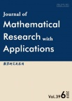 Journal of Mathematical Research with Applications2019年06期