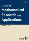 Journal of Mathematical Research with Applications2020年01期