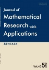 Journal of Mathematical Research with Applications2020年05期