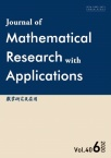 Journal of Mathematical Research with Applications2020年06期