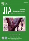 Journal of Integrative Agriculture2020年04期