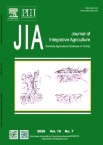 Journal of Integrative Agriculture2020年07期